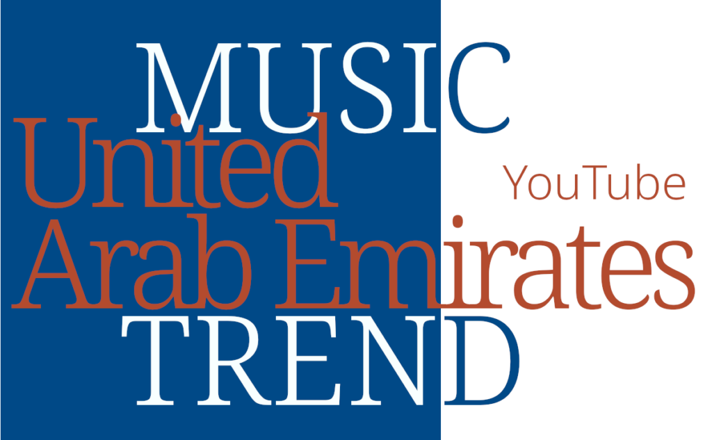 Arabian Music Trend