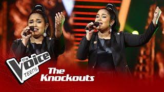 Lihini Minoda | Manaranjana Darshaneeya Lanka (මනරංජන) | Knockouts | The Voice Teens Sri Lanka