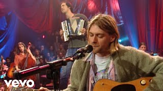 MTV Unplugged Nirvana - Jesus Doesn't Want Me For A Sunbeam (Live On MTV Unplugged, 1993 / Unedited)