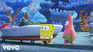 """Tainy, J Balvin - Agua (Music From """"Sponge On The Run"""" Movie/Official Video)"""