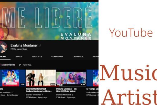 Evaluna Montaner - YouTube Channel